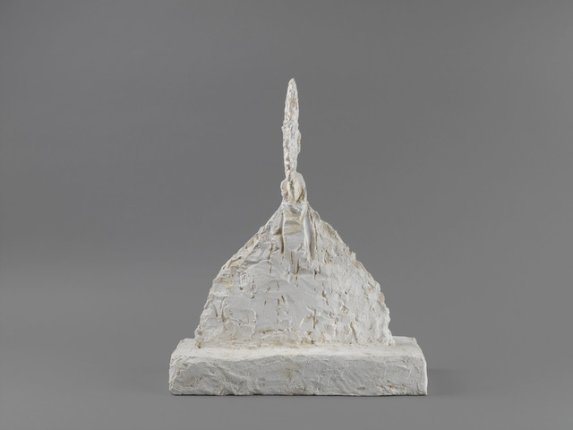 , 'Thin Bust on a Base [known as Amenhotep],' 1954, Yuz Museum