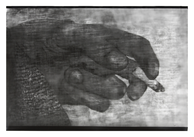 , 'Cigarette #3,' 2013, Martin Asbæk Gallery