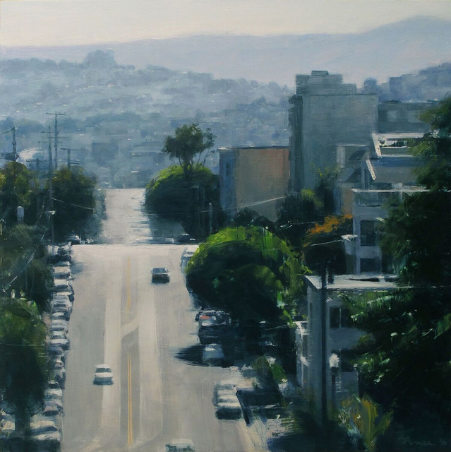 , 'Toward Potrero,' 2018, Jenkins Johnson Gallery