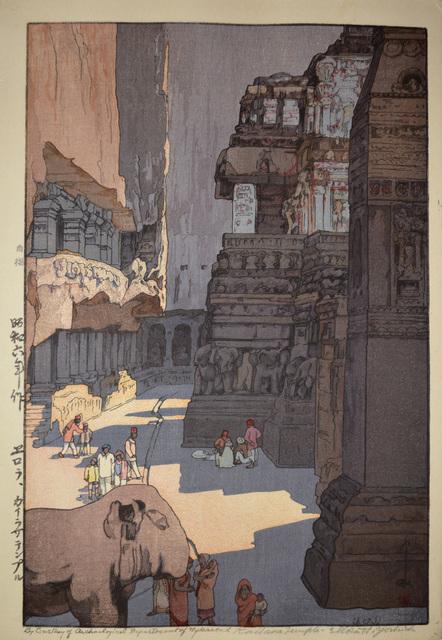 , 'Kailasa Temple - Ellora,' 1931, Ronin Gallery
