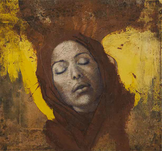 Tarik Berber, 'BeBop Diary 3', 2016, Aria Art Gallery