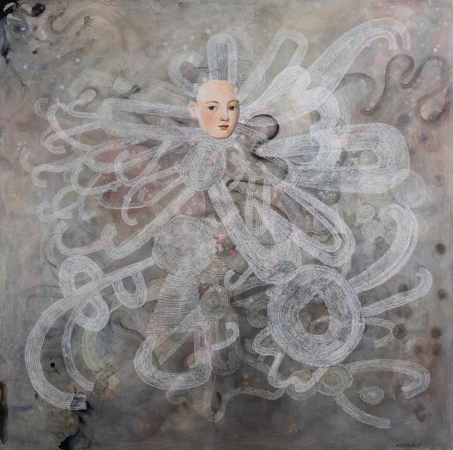 , 'Cosmic Medusa,' 2017, Bruce Lurie Gallery