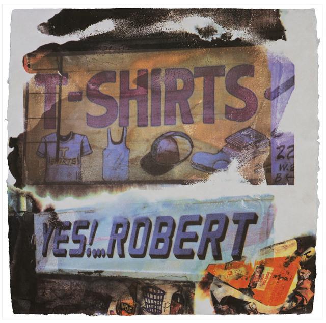 Robert Rauschenberg, 'L.A. Uncovered #1', 1998, Print, 11 color screenprint, Gemini G.E.L.