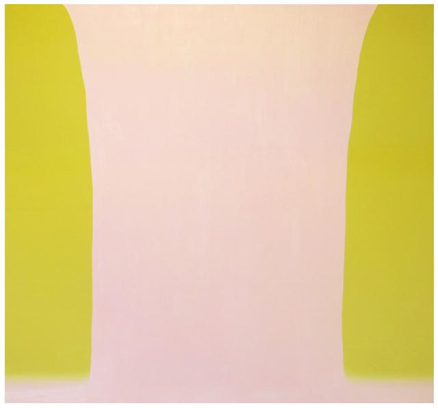 , 'Pink Waterfall,' 2014, Mindy Solomon Gallery