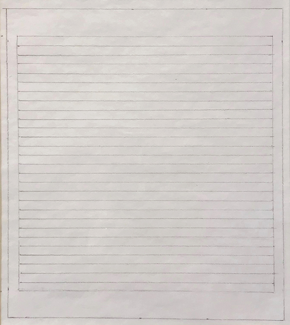 , 'Untitled,' 1965, Barbara Mathes Gallery