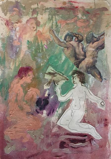 , 'Nude,' 2016, Al Ma'mal Foundation for Contemporary Art