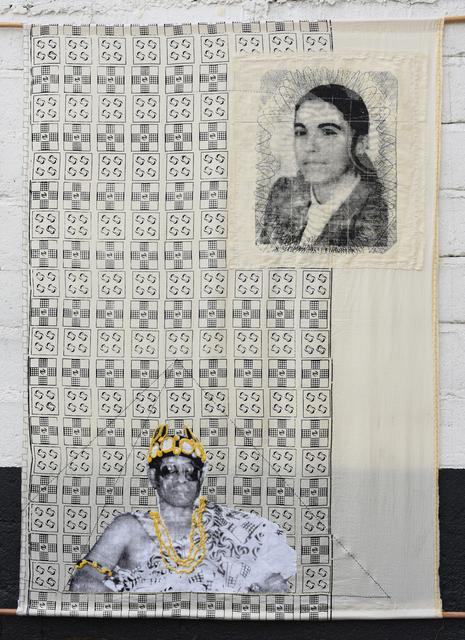 , 'Brigitte Gerda Marlies Thiede & Dr.George Bob Kwabena Opoku  (Malisa & Bob),' 2017, Mariane Ibrahim Gallery