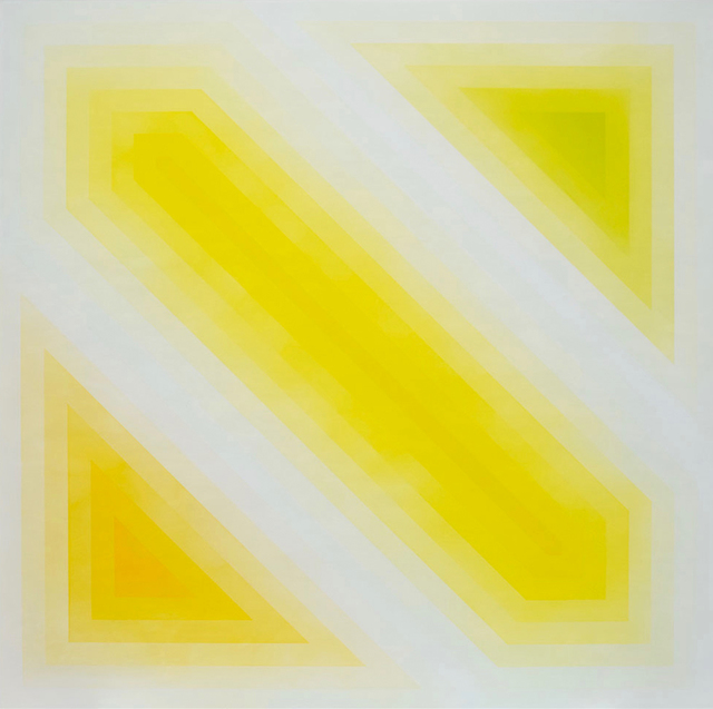 , 'SPECTRUM - YELLOW,' 2017, Newzones