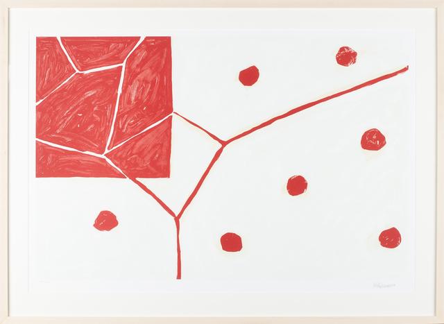 Mary Heilmann, 'Arbor Piece', 2000, Rago