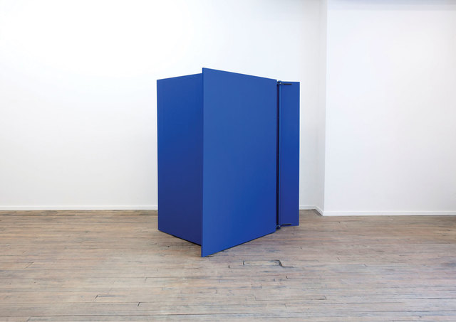 , 'Blue Cabinet (BC),' 2014, Volume Gallery
