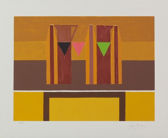 Ferreira Gullar, 'Untitled', 2009, LAART