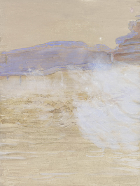 , 'Horse Island at Dusk,' 2017, John Martin Gallery