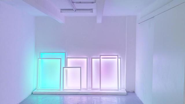 Sali Muller, 'Dematerialisierung', 2019, The Flat - Massimo Carasi
