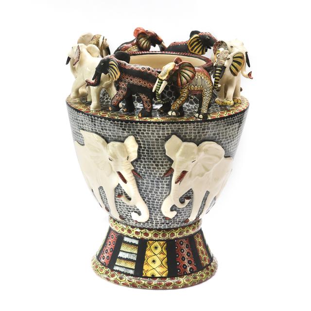 , 'Elephant Urn,' 2018, Pascoe Gallery