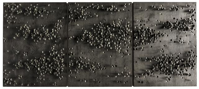 Valeria Nascimento, 'Black Drift Triptych', 2019, Woolff Gallery