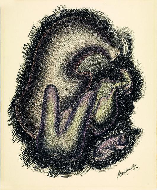 Alexander Archipenko, 'Eternal Dream', Itineris