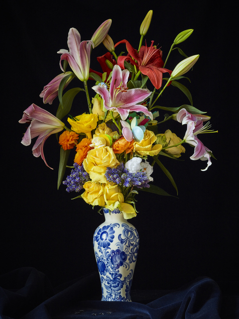 , 'Lillies and Roses (Ed. 1/3),' 2018, Cadogan Contemporary