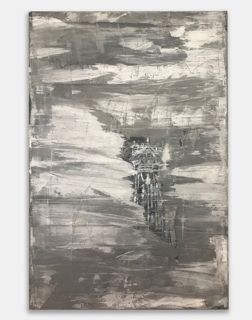 , 'Misty Tower Top,' 2019, Simon Lee Gallery