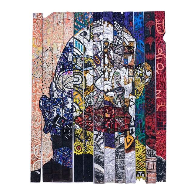 ", '""Ishi kote ebu"" The Victim's Journey,' 2018, Kristin Hjellegjerde Gallery"