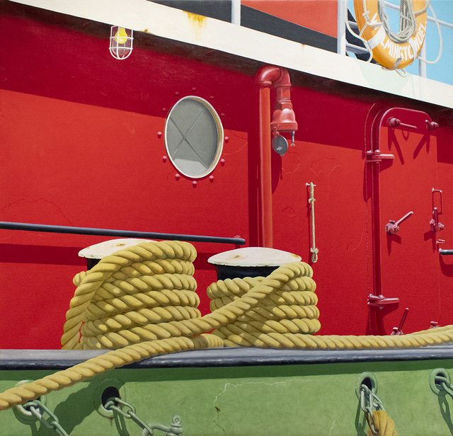 , 'Red Tug '99,' 1999, Carrie Haddad Gallery