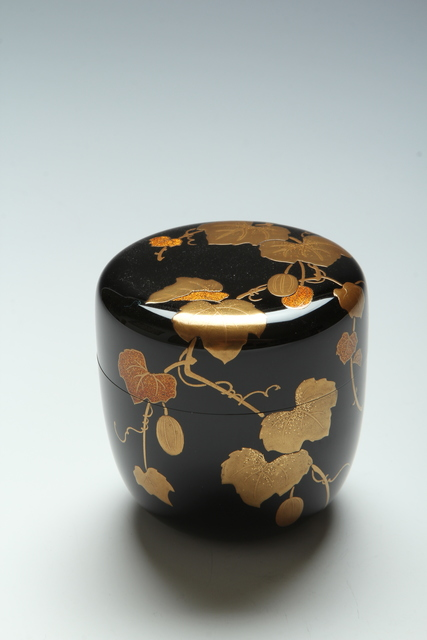 , 'Snake Gourd Tea Caddy (T-3961),' Showa era (1926-1989) 1960s, Erik Thomsen