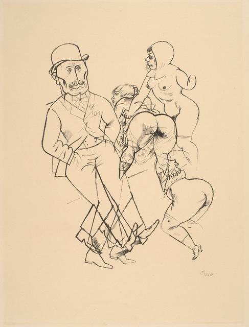 , 'Parasiten,' 1919, Charles Nodrum Gallery