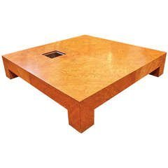 , 'Custom Monumental Japanese Ash Table-Edward G Robinson Estate,' ca. 1950, Galerie XX