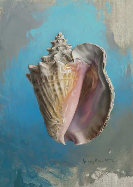 , 'Conch 1,' 2015, Gallery 1261