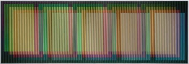 , 'PHYSICHROMIE 1903,' 2014, Galería Cayón