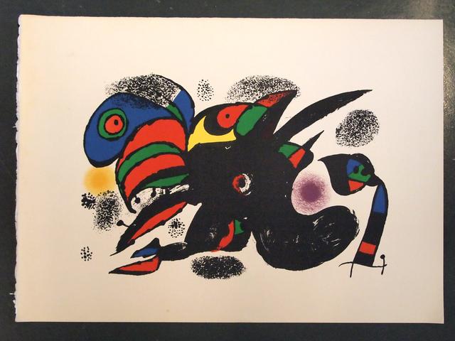 Joan Miró, Melissa Morgan Fine Art