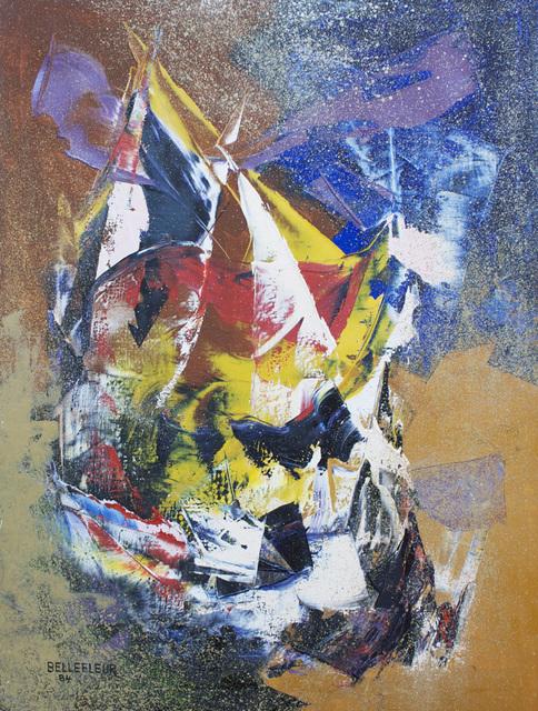 , 'Petite Amerindienne ,' 1984, Cosner Art Gallery