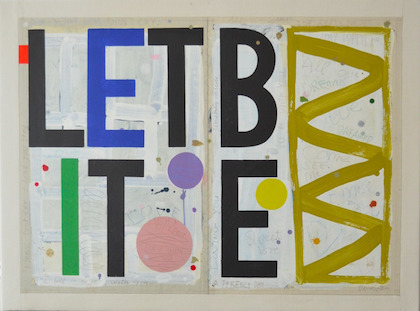, 'Let It Be – All Our Dreams,' 2015, Long-Sharp Gallery