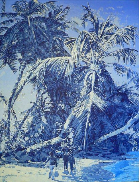 , 'Kreuzfahrer VII,' 2006, Galerie Frey