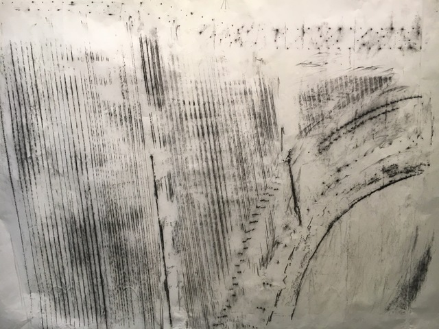 , 'Radiografía I,' 2016, le laboratoire