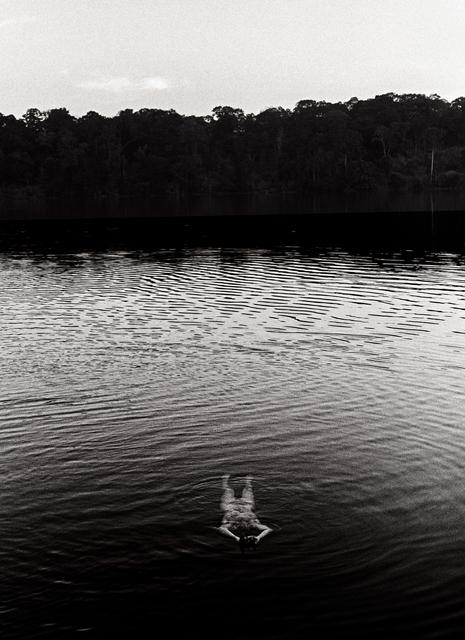 , 'Figure In Lake - Ratanakiri,' , The Muse Gallery & Studio