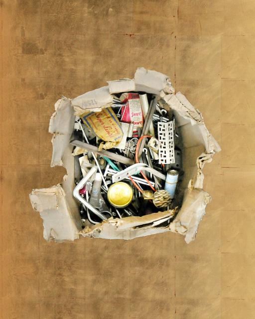 , 'Box #1,' 2013, Galleria Ca' d'Oro