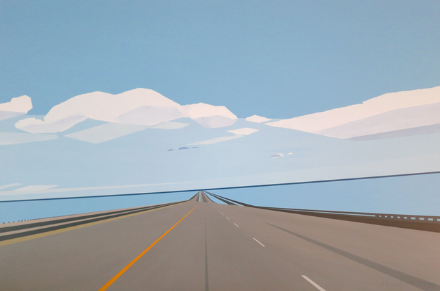 , 'Lake Pontchartrain Causeway,' 2015, Octavia Art Gallery