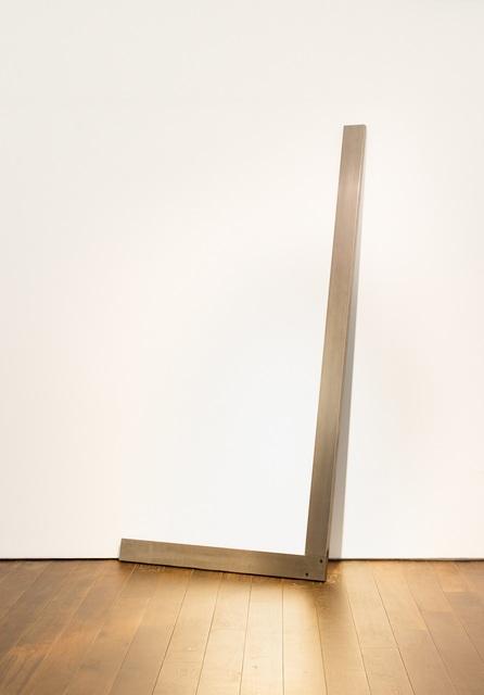 Noriyuki Haraguchi, 'Iron. L', 2019, Asia Art Center
