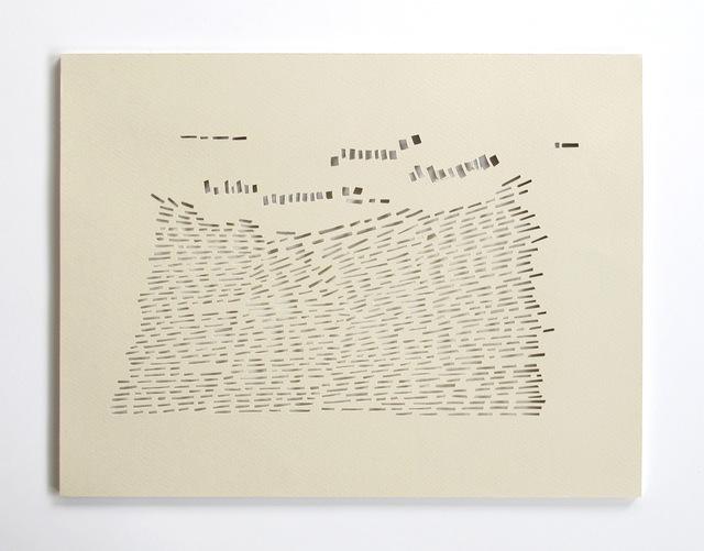, 'Tácitos (2),' 2007, Galeria Marilia Razuk