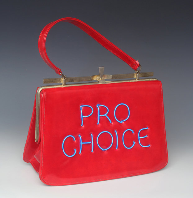 Michele Pred, 'Pro Choice (red)', 2018, CULT | Aimee Friberg Exhibitions
