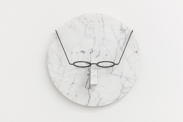 , 'Untitled (eyeglass rest 2),' 2017, MKG127