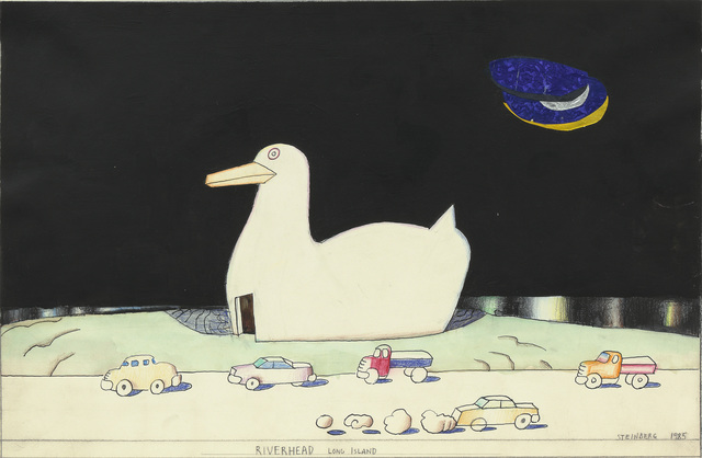 , 'Riverhead, Long Island,' 1985, Pace Gallery