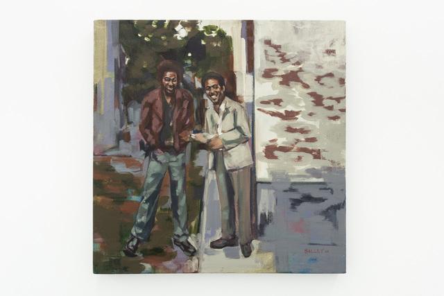 , 'Untitled (Brothas),' 2017, Gallery MOMO