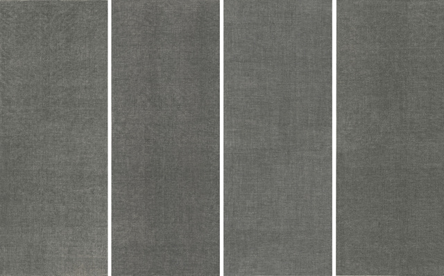 , '0669 (four panels),' 2006, Ink Studio