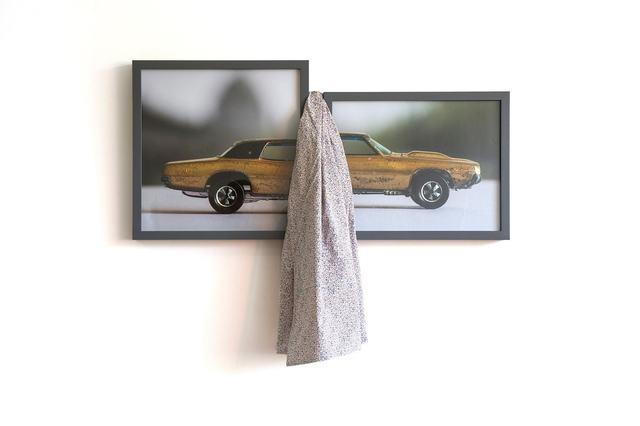 , 'Gold T Bird,' 2018, Blindspot Gallery
