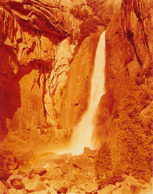 , 'Lower Yosemite Falls, Yosemite, California,' 2013, Fraenkel Gallery