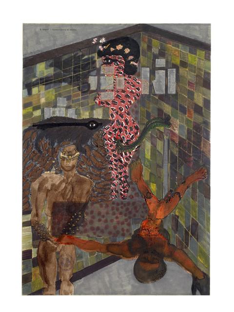 Carol Rama, 'Nuove Seduzioni (New Seductions)', 1985, Musée d'Art Moderne de la Ville de Paris