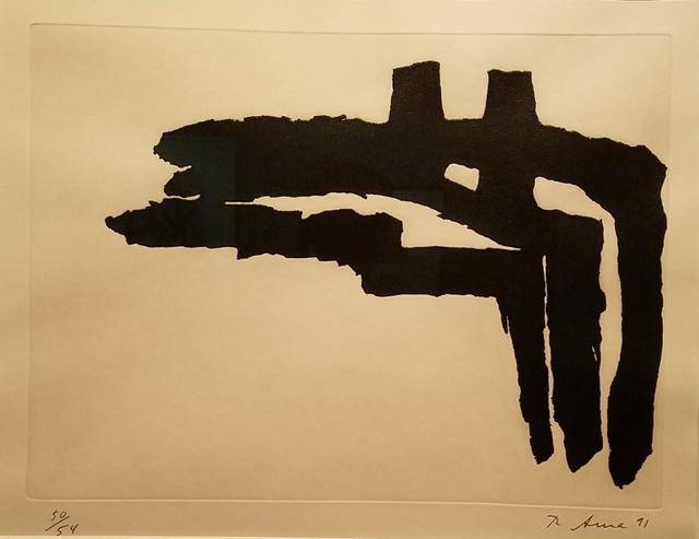 , 'Eidid III,' 1991, F.L. Braswell Fine Art