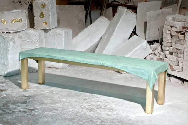 , 'Dressed Bench,' 2013, Industry Gallery
