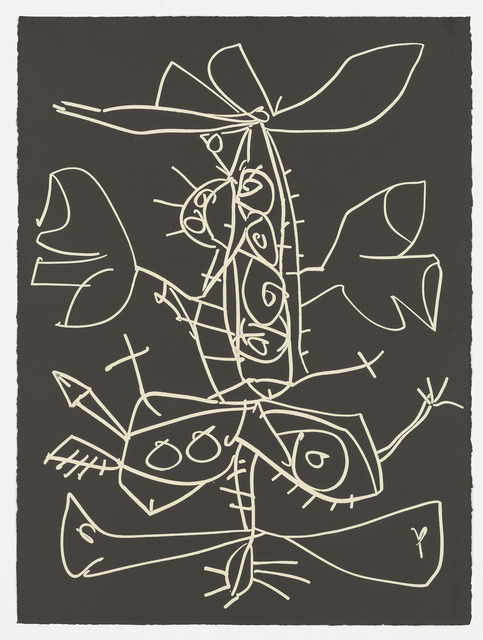 Antonio Saura, 'Novisaurias', 1969, Christie's